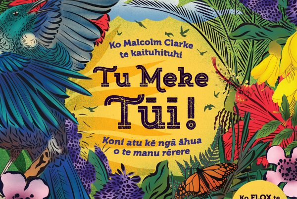 Tu Meke Tūī Book cover