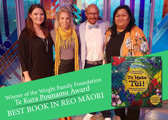 Meet the creators behind TU MEKE TŪĪ!